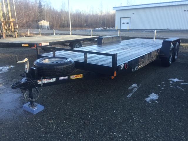 Wasilla Rentals   White Spruce Trailer Sales   Anchorage Alaska
